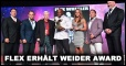 Die Bodybuilding-Legende Flex Wheeler erhält als elfte Person den renommierten Ben Weider Lifetime Achievement Award!